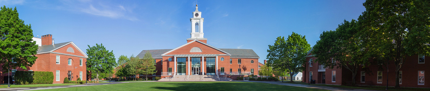 Bentley Campus Panorama